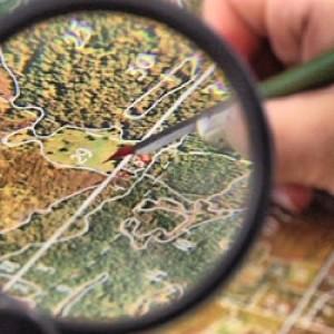 Расположение земельного участка