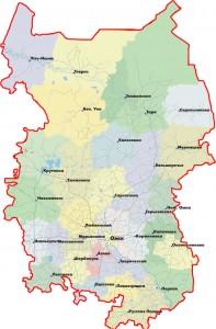 карта омской области скачать - фото 4