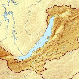 Публичная кадастровая карта республики Бурятии: особенности земель региона