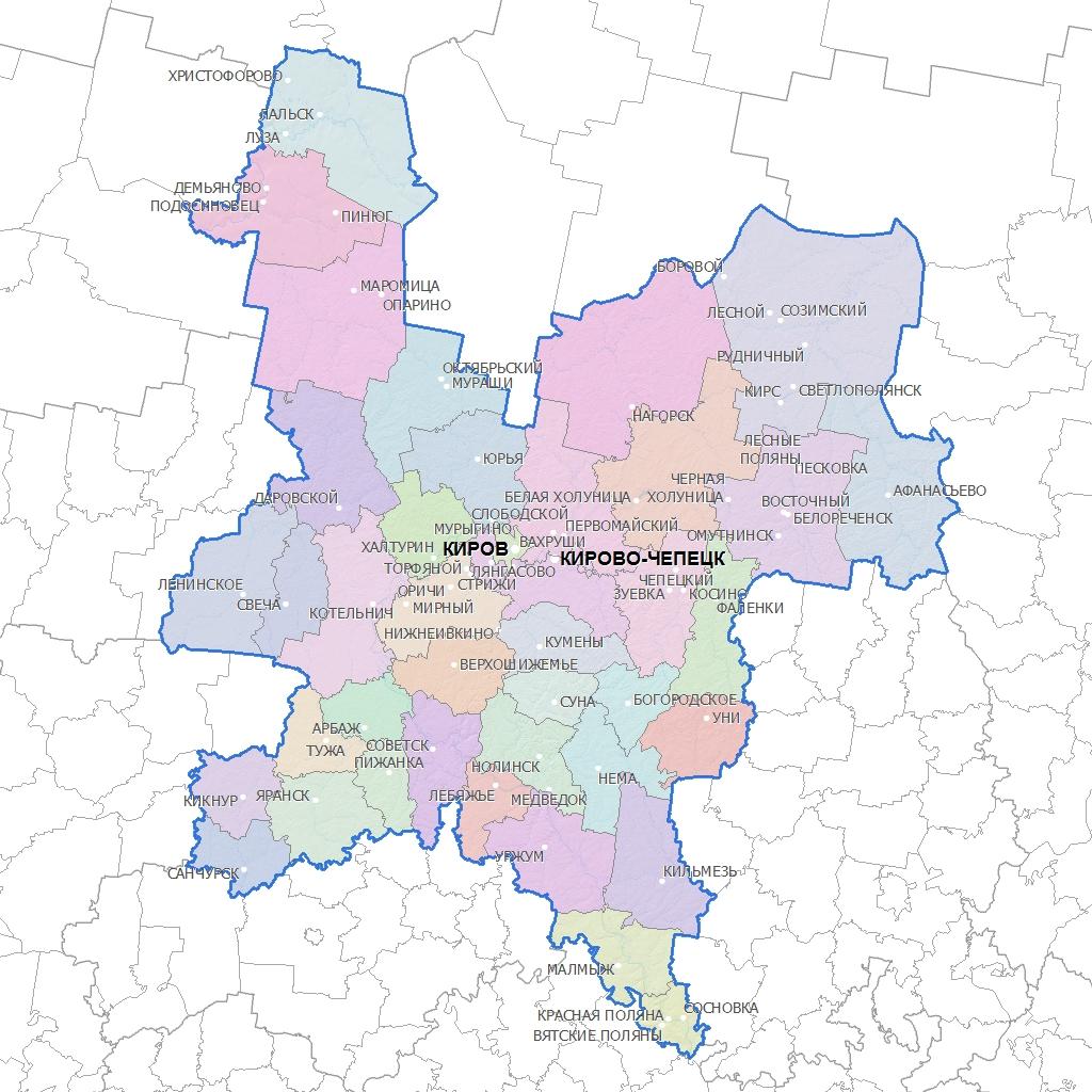 Кадастровая публичная карта брянской области
