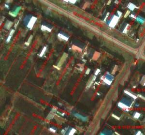 снимки, сделанные из космоса