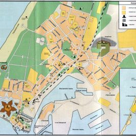 Публичная кадастровая карта Калининградской области: какие данные размещает?