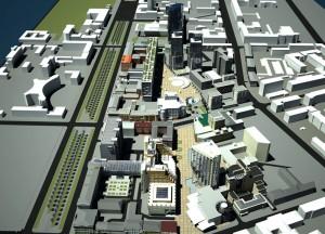 Основные задачи кадастра города