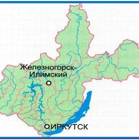 Публичная кадастровая карта Иркутской области