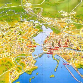 Публичная кадастровая карта республики Татарстан: данные о землях и объектах