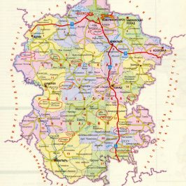 Публичная кадастровая карта: Чебоксары и соседние участки