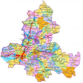 Публичная кадастровая карта Ростовской области