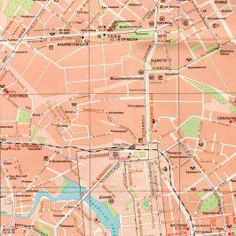 Публичная кадастровая карта: Екатеринбург и окружающие города