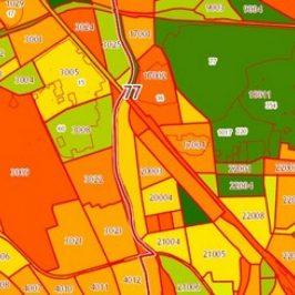 Карты Земельного Кадастра: в каких случаях используются?
