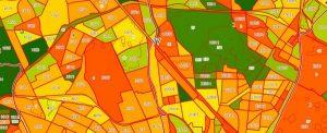 информация о конкретном земельном участке