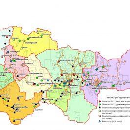 Публичная кадастровая карта ХМАО: учет важных объектов