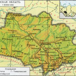 Публичная кадастровая карта Томская область: города в составе региона
