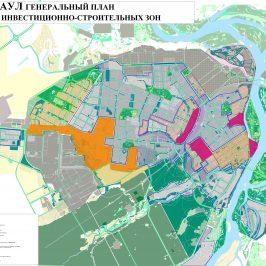 Публичная кадастровая карта Барнаул: регистрация участков