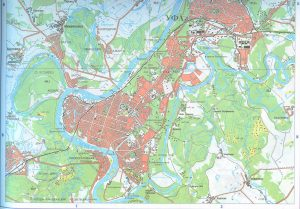 определения местоположения земельных участков