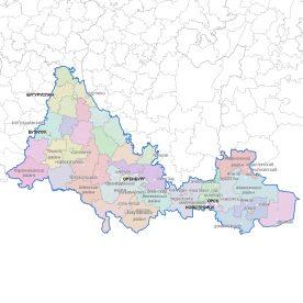 Публичная кадастровая карта Оренбургской области