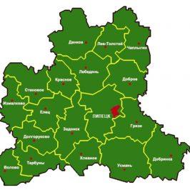Публичная кадастровая карта Липецкой области: для чего предназначена?