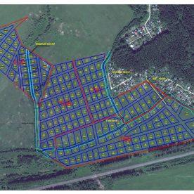 Кадастровый поиск: найти данные о территории на карте