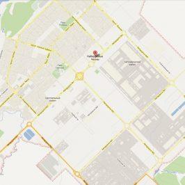 Публичная кадастровая карта: Набережные Челны и соседствующие участки