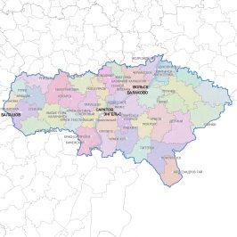 Публичная кадастровая карта Саратовской области земельных участков: найти данные за секунды