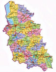 Кадастровая карта представлена в виртуальной версии