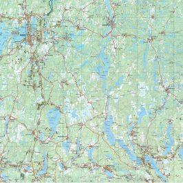 Кадастровая карта: Кадастр земельных ресурсов