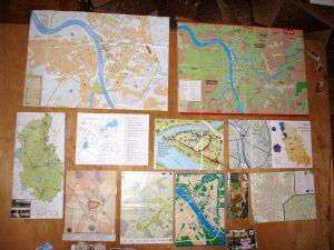 получить информацию о конкретной земельной территории