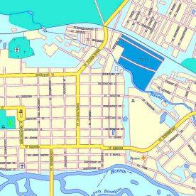 Подробная кадастровая карта: использование онлайн