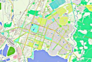 Кадастровую карту можно найти в интернете