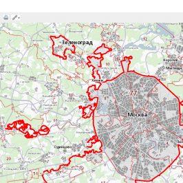 Кадастровая народная карта: регистрационные данные