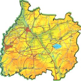 Муниципальная кадастровая карта: схематические данные