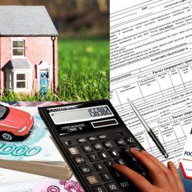 Налог по кадастровой стоимости: рассчитать онлайн