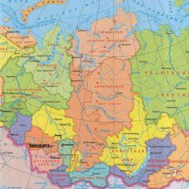 Картографическая основа кадастра: документация