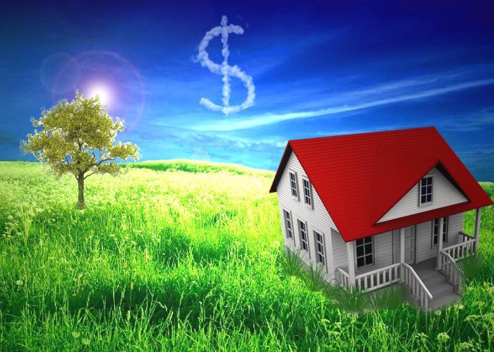 земельный стоимость