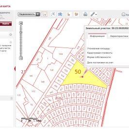 Проверить кадастровый номер земельного участка: два варианта