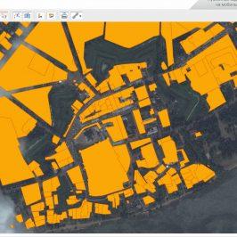 Координаты кадастрового участка: определить по карте