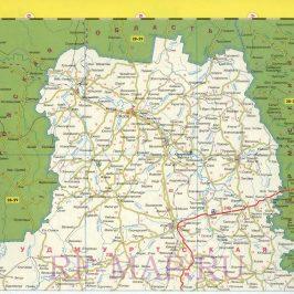 Публичная кадастровая карта Удмуртской республики: кадастровые показатели