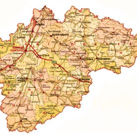 Кадастровая стоимость: территория Новгородская область