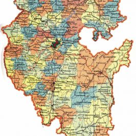 Кадастровая карта по республике Башкортостан: поиск информации