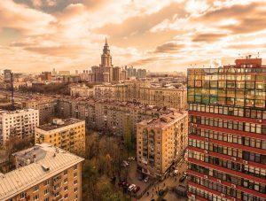 показатель недвижимости в Москве