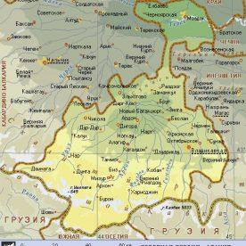 Кадастровая публичная карта Северной Осетии
