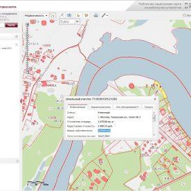 Публичная кадастровая карта Росреестра: особенности использования