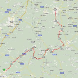 Публичная кадастровая карта: Фрязино и его недвижимость