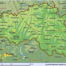 Публичная кадастровая карта Белгородской области