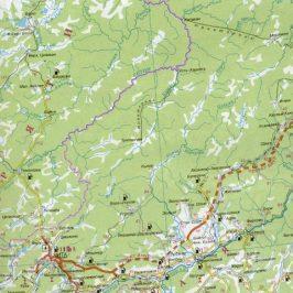 Публичная кадастровая карта Баунтовского Эвенкийского района