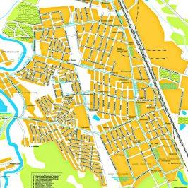 Публичная кадастровая карта: Домодедово