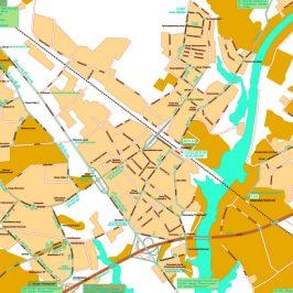 Публичная кадастровая карта Химки