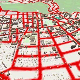 Кадастровая карта объектов недвижимости: точное размещение и данные