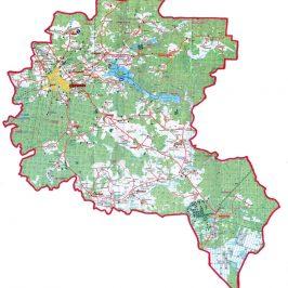 Публичная кадастровая карта Егорьевский район