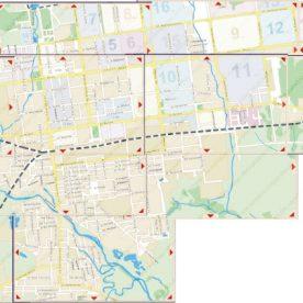 Электронная кадастровая карта: использование сервиса