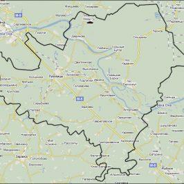 Публичная кадастровая карта Луховицкий район (Московской области)